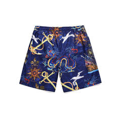 Heren Print Sneldrogend Board Shorts
