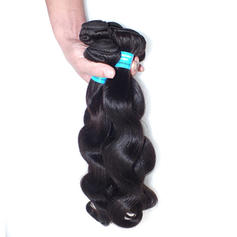 3A Body Human Hair Human Hair Weave (Sold in a single piece) 100g