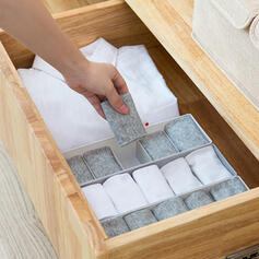 Modern PP Storage Box (Set of 2)