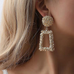 Gorgeous Alloy Ladies' Fashion Earrings