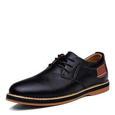 Blondér Pæne sko ægte læder Mænd Oxfords til Herrer
