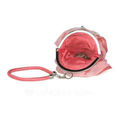 Fashional Satin Wristlets/Bridal Purse