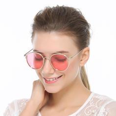 UV400 Sikkes Retro / Vintage Kerek Napszemüveg