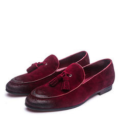 Tassel Loafer Casual Real Leather Men's Men's Loafers