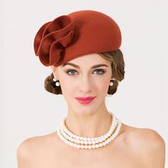 Damer' Enkel/Söt/Hög Kvalitet Ull Basker Hat