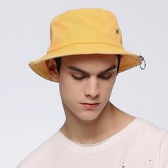 Maschile Semplice Cotone Beach / Sun Cappelli