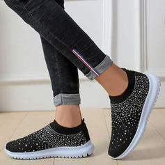 Donna Tessuto Casuale All'aperto Atletico Escursionismo con Perline scarpe