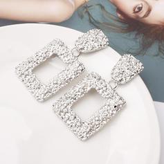 Elegante Simples Liga Mulheres Moda Brincos