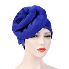 Dames Style Classique Coton avec Une fleur Disquettes Chapeau