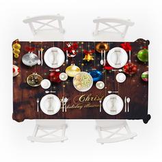 Christmas Polyester Tablecloths