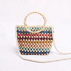 Unique/Cute/Vintga/Bohemian Style/Braided Tote Bags/Shoulder Bags/Beach Bags