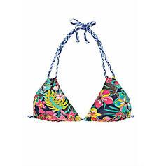 Floral Push Up Halter Sexy Boho Bikinis Swimsuits
