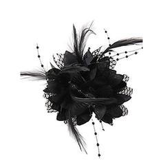 Señoras' Glamorosa/Simple/Hecha a mano/Llamativo Flores de seda Tocados