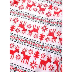 Rénszarvas Családi Karácsonyi pizsamák