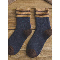 Syning Komfortabel/Jul/Crew sokker/Unisex Sokker