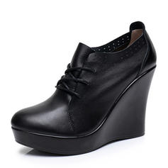 Women's Character Shoes Real Leather Character Shoes