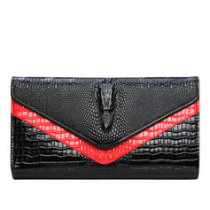 Elegant/Japanned Leather/Small PU Clutches/Fashion Handbags