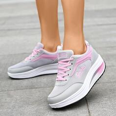 Femmes Tissu Décontractée De plein air chaussures
