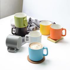 Classic Simple Ceramic Coffee Mugs