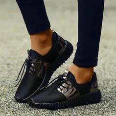 Naisten Kankaalla Mesh Rento Ulkona jossa Nauhakenkä kengät