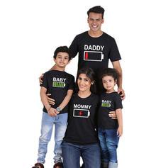 Print Family Matching T-Shirts