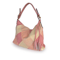 Elegant/Fashionable/Splice Color Tote Bags/Crossbody Bags/Shoulder Bags