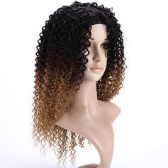 Creţ Păr Sintetic Păr Natural Ondulat Vândut La Bucată 100g