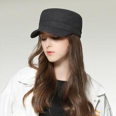 Ladies ' Moda/Specjalny Akryl/Satyna Czapka baseballowa