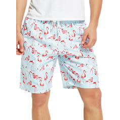 Menn Dot Stort shorts