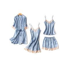 Seda Renda Baby-doll Robe
