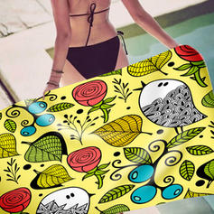 Floral Oversized/attractive Beach Towel