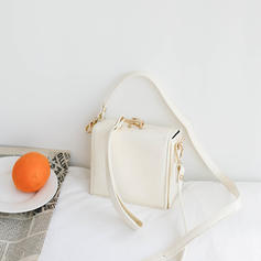 Elegant Plating Mirror Crossbody Bags/Shoulder Bags