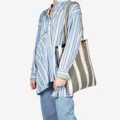 Elegant/Fashionable/Pretty Linen Shoulder Bags