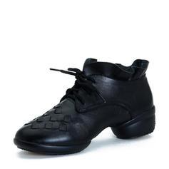 Donna Scarpe da Ginnastica Sneakers Vera pelle Jazz