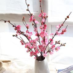 """37.40""""(Approximative 95cm) Branches Soie Fleurs en soie ( ensemble de 2)"""