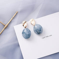 Exquisite Lovely Alloy Earrings
