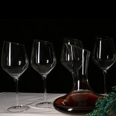 Szkło Zestaw różnych szklanych naczyń