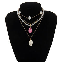 Stylish Charming Alloy Jewelry Sets Necklaces