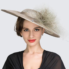 Ladies' Beautiful Cambric Bowler/Cloche Hats