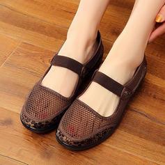 Vrouwen Stof Flat Heel Flats schoenen