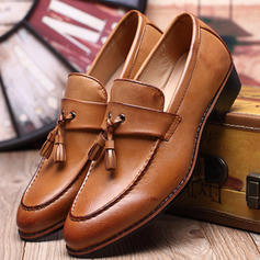 Tassel Loafer Casual Leatherette Men's Men's Loafers