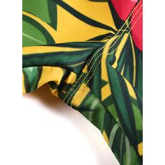 Heren Hawaiiaans Sneldrogend Board Shorts