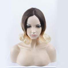 Curly Synthetic Hair Capless Wigs 230g