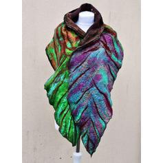 Gradient kleur Nek/Koud weer Sjaal