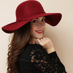 Ladies' Elegant Acrylic/Wool Blend Bowler/Cloche Hats