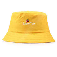Unisex Cotton Bucket Hats