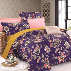 Polyester Reactive Print 3 piece Duvet Covers