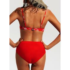 Dot Strap Sexy Bikinis Swimsuits