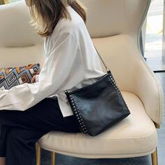 Чарівний/Твердий колір/Простий Плечові сумки