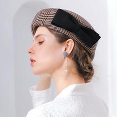 Ladies' Fashion/Classic/Pretty/Romantic Wool Floppy Hat